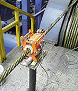 Wire rope services
